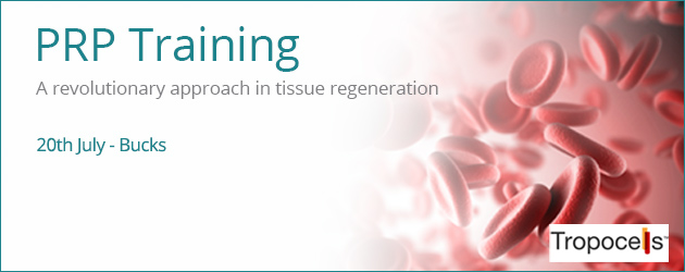 Cosmetic Courses: Platelet Rich Plasma Therapy Training - The Vampire Facelift