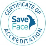 Cosmetic Courses: Save Face Certification Logo