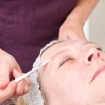 Chemical Skin Peel training session