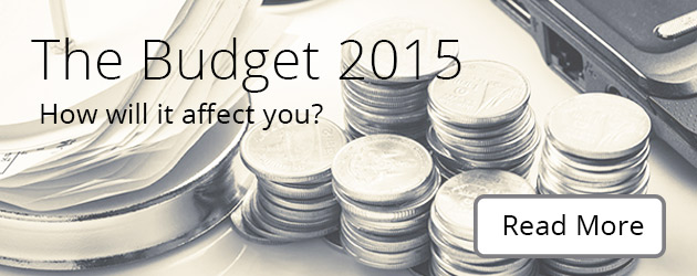 Cosmetic Courses: The Budget 2015 - How it Affects you