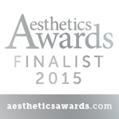Cosmetic Courses: Aesthetics Awards Finalist 2015