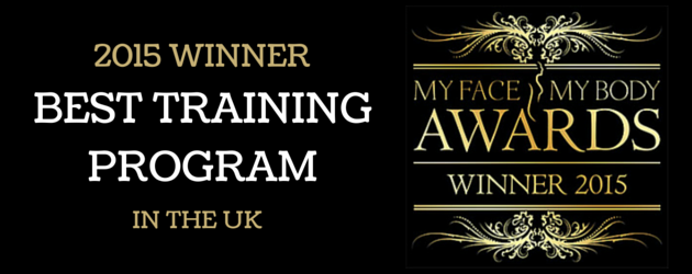 Cosmetic Courses: 2015 Winners of My Face My Body Awards Best Training Program