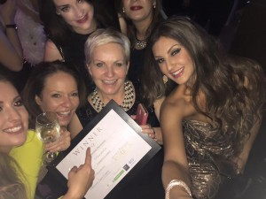 Cosmetic Courses win Best Training Programme at MyFaceMyBody Awards