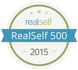 RealSelf top 500 Logo