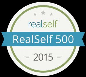 RealSelf top 500 Logo