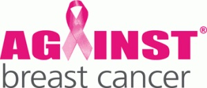 Against Breast Cancer logo | Cosmetic Courses