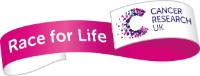 Race for life logo | Cosmetic Courses