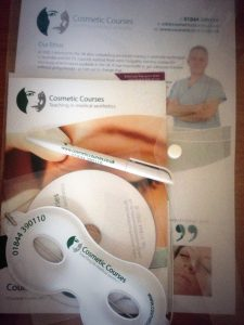 Cosmetic Courses Literature