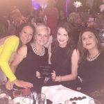 The Cosmetic Courses Team at The My Face My Body Awards 2015