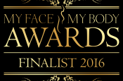 Cosmetic Courses are Finalists for Best Training Program at My Face My Body Awards 2016