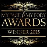 My Face My Body Winner Logo 2015