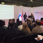 Adrian Richards speaking at CCR EXPO 2015