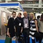 Cosmetic Courses team at CCR EXPO 2015