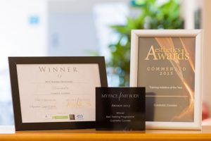 Cosmetic Courses Awards