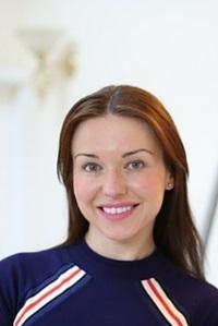 Dr Olha Vorodyukhina Website Profile