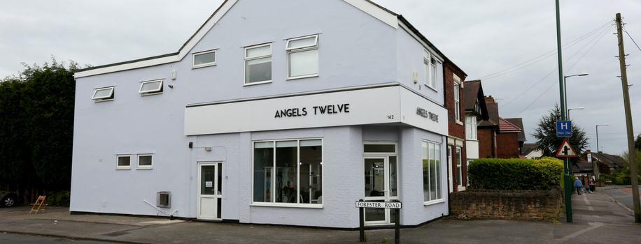 angels twelve Nottingham cosmetic courses