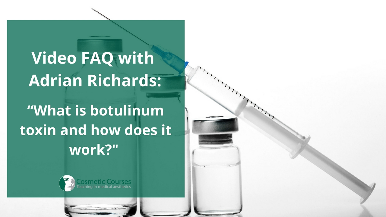 Faq   U0026quot What Is Botulinum Toxin And How Does It Work