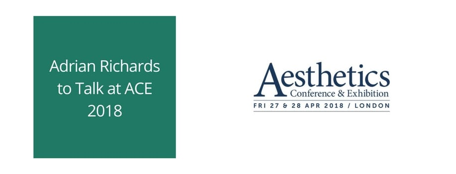 Adrian Richards to Talk at ACE 2018