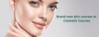 Brand new skin courses at Cosmetic Courses