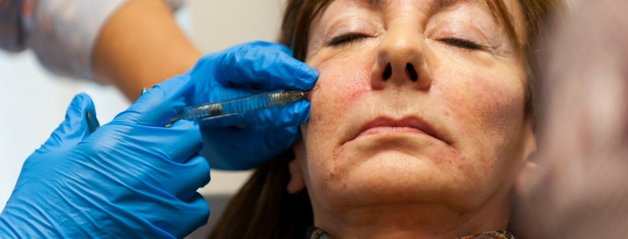 Advanced Botox and Dermal Filler Training at cosmetic courses