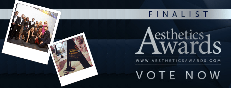 finalist - aesthetics awards 2019