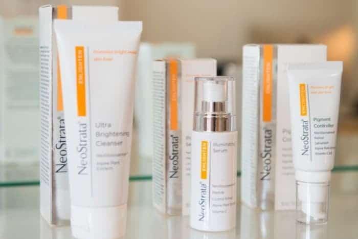 Skincare Product Training