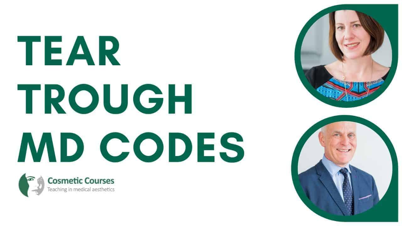 TEAR TROUGH MD CODES | ADRIAN RICHARDS X FIONA DURBAN